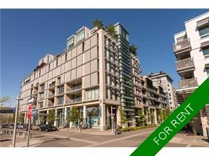 Olympic Village Apartment for rent:  2 bedroom 1,075 sq.ft. (Listed 2018-09-01)