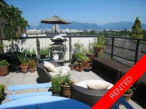 Cambie Condo for rent:  1 & Den  (Listed 2009-09-01)