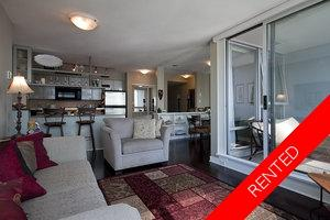 Vancouver Condo for rent:  1 bedroom  (Listed 2010-09-01)